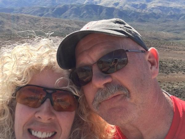 Gregory & Traci from San Antonio, Texas, United States