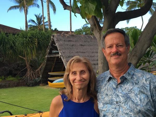 Marla & Michael from Honolulu, HI, United States
