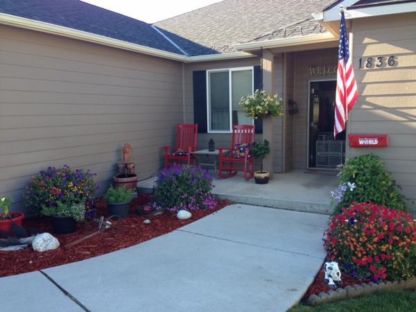 Housesitting assignment in Wenatchee, Washington, United States