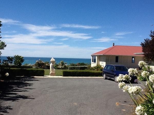 Housesitting assignment in Kaikoura, New Zealand