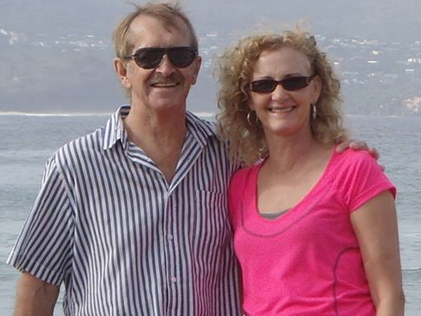 Nell & John from Kempton Park, South Africa