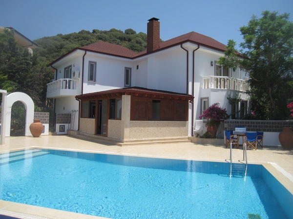 Home on the Peninsula of Kas