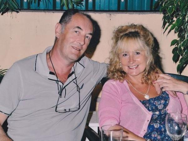 Eamonn & Mary from Tullamore, Ireland