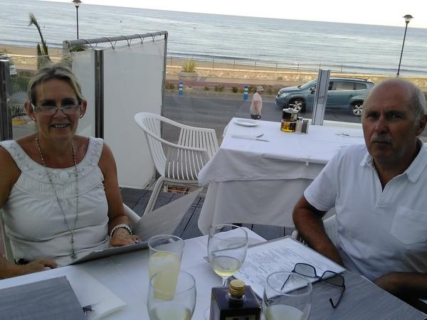 Donald & Sandra from Mojacar, Spain
