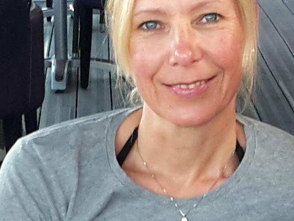 Sabine from Innsbruck, Austria