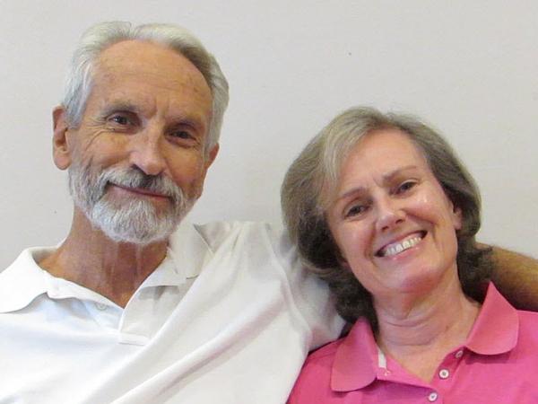 Lesley & David from West Leederville, Western Australia, Australia