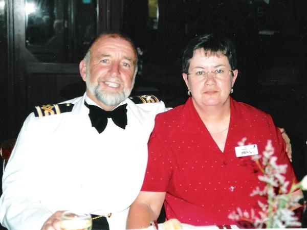 Allan & Fran from Mount Gambier, South Australia, Australia
