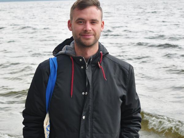 Juraj from Peterborough, Ontario, Canada