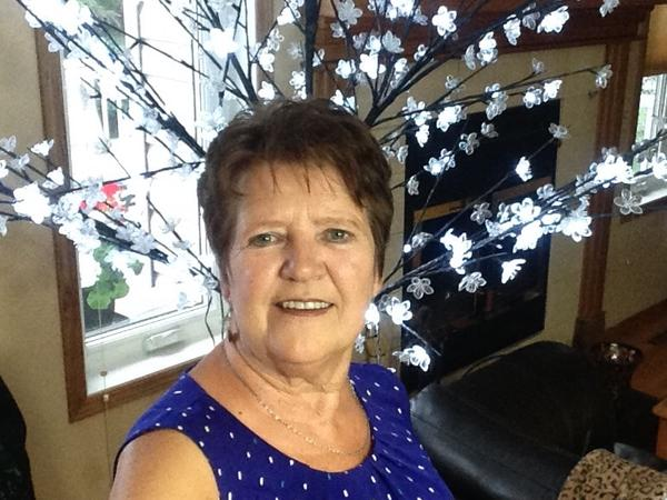 Irene from Moosomin, Saskatchewan, Canada