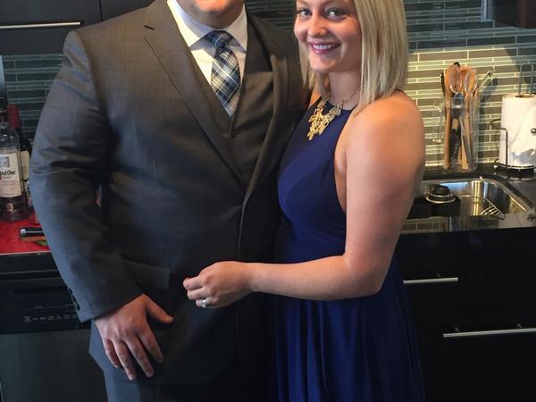 Kara & Tyler from Sault Ste. Marie, Ontario, Canada
