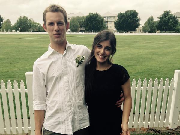 Kota & Imre from Bellingen, New South Wales, Australia