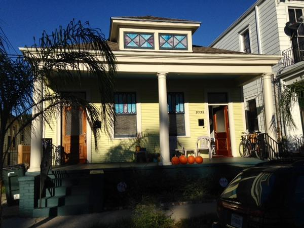 Housesitting assignment in New Orleans, LA, United States