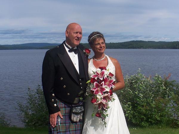Heather & Clayton from Renfrew, ON, Canada