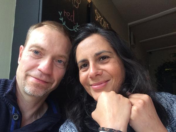 Jason & Marta from Colinton, United Kingdom
