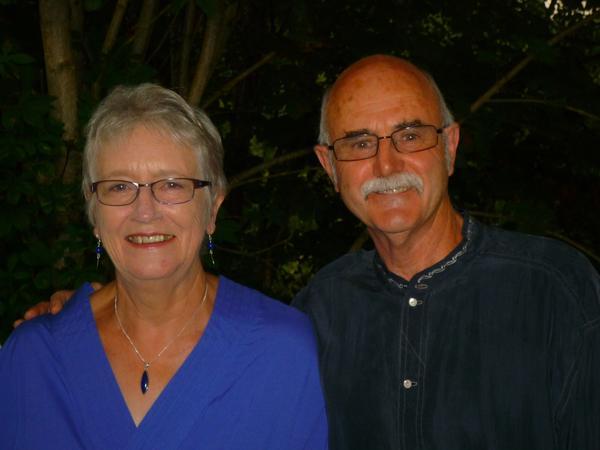 Annita & Keith from Montignac, France