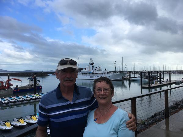 Nola & Cedric from Townsville, Queensland, Australia