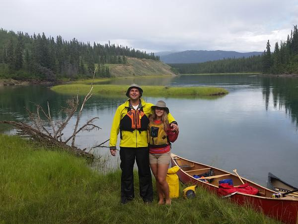 Ashley & Craig from Whitehorse, Yukon, Canada