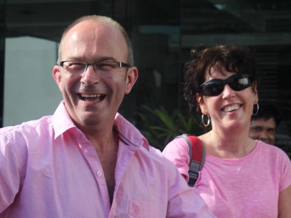 Laura & Gordon from Gosford, New South Wales, Australia