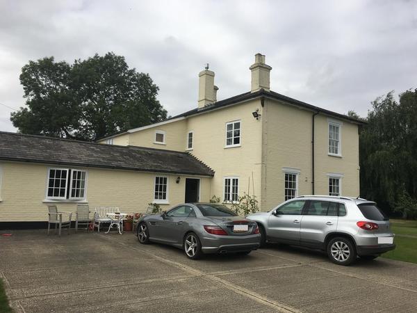 Housesitting assignment in Ipswich, United Kingdom