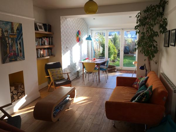 Housesitting assignment in Hove, United Kingdom