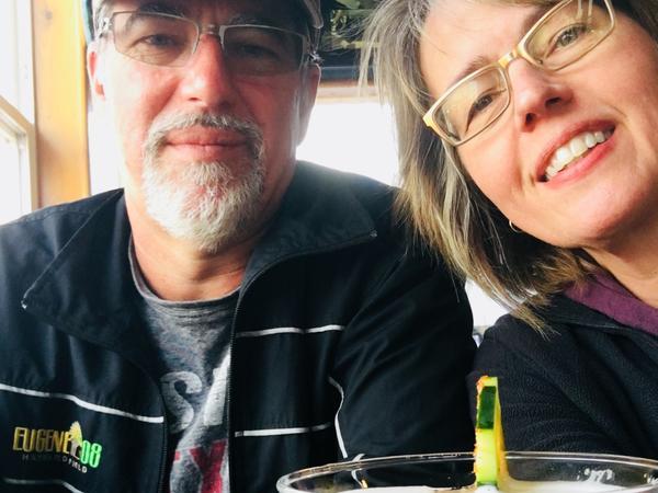 Patricia & Gary from Eugene, Oregon, United States
