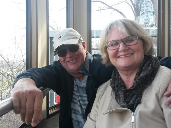 Janice & Ronald from London, Ontario, Canada