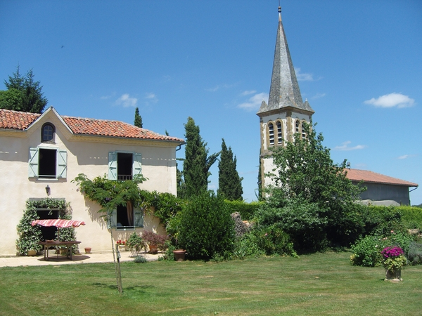 Housesitting assignment in Galan, France