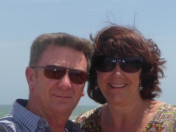 Alison & Tony from Taupo, New Zealand