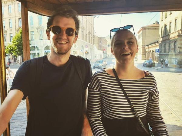 Daniel & Annie from Leeds, United Kingdom