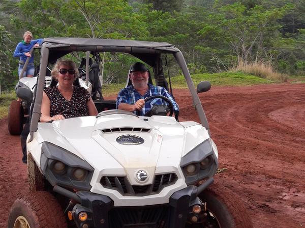 Michele & Wayne from Katikati, New Zealand