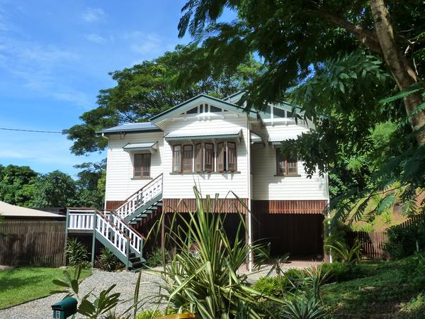 House sit in Tropical North Queensland