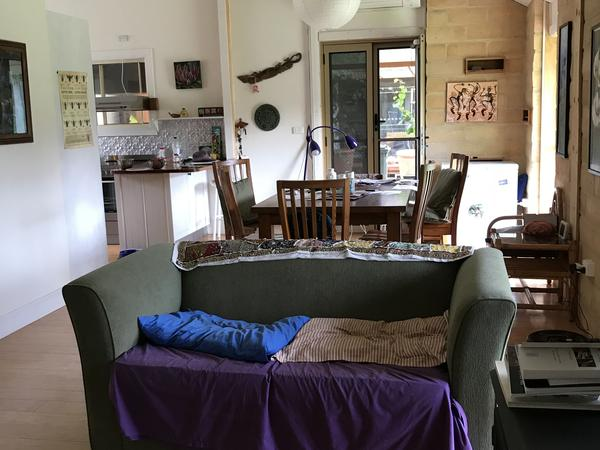 Housesitting assignment in Gloucester, New South Wales, Australia