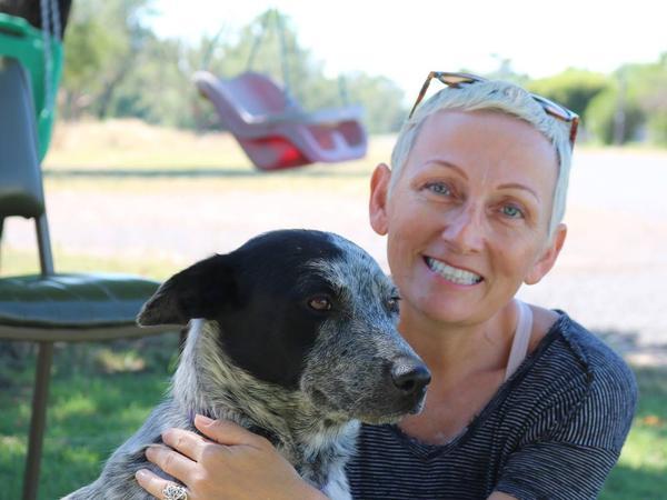 Christine from Canberra, Australian Capital Territory, Australia