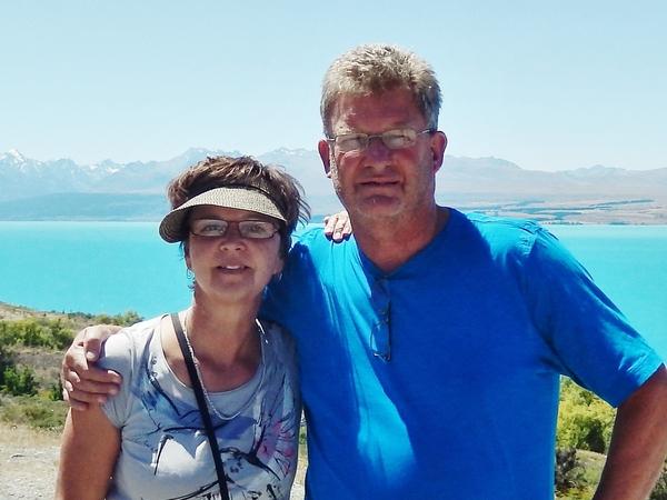 Annelies & nigel & Nigel from Te Horo, New Zealand