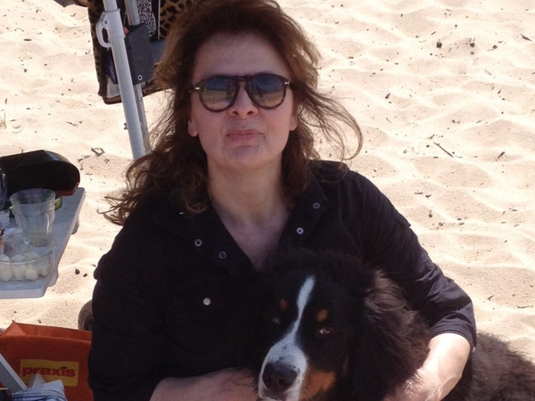 Betsy from Amsterdam, Netherlands