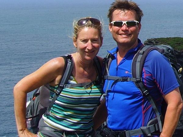 Lucy & Phil from Paignton, United Kingdom