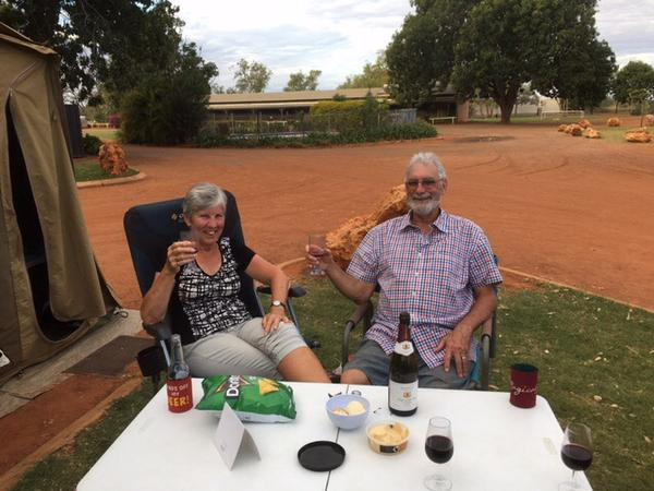 Libby & Reg from Stawell, VIC, Australia