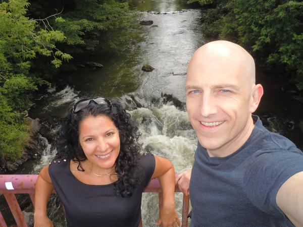 Alessandra & Daniel from Laval, QC, Canada