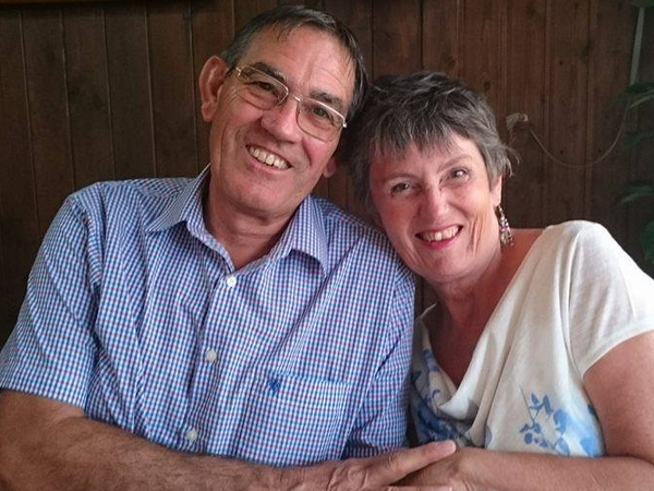 Jan & Don from Torrevieja, Spain