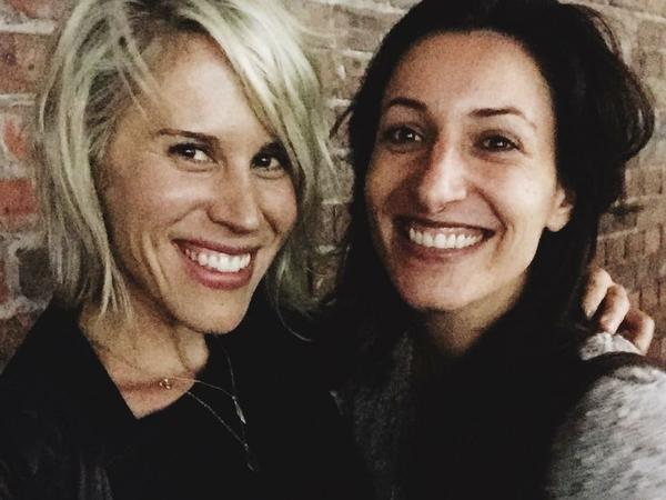 Eliza & Tanya from Lisbon, Portugal