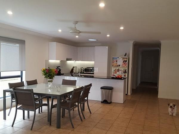 Housesitting assignment in Parkwood, Queensland, Australia
