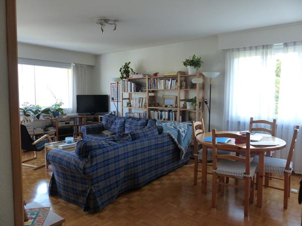 Housesitting assignment in Gland, Switzerland