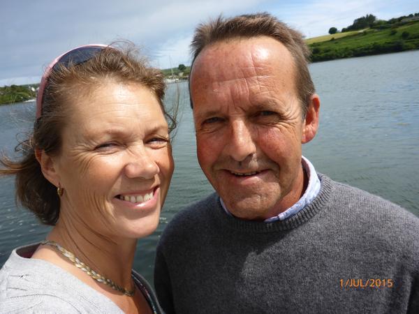 Jill & David from Sherborne, United Kingdom