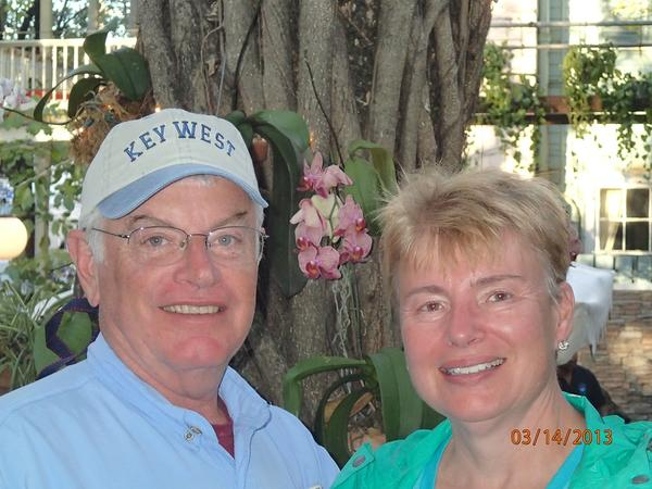Rick & Peggy from Huntington, Texas, United States