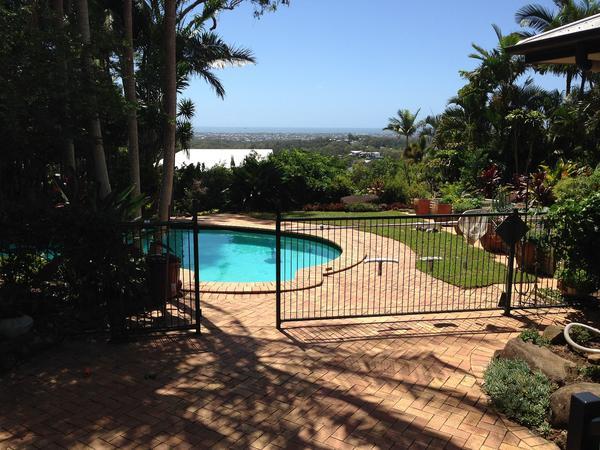 Beautiful house and dog waiting for you to enjoy on Sunshine Coast