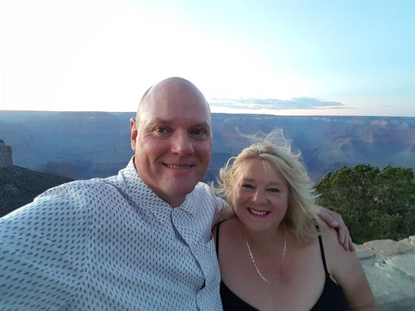 Wayne & Heather from Oldham, United Kingdom