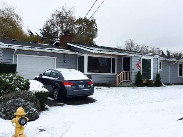 Housesitting assignment in Anacortes, Washington, United States