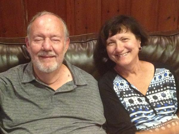 Lillie & Dennis from Valparaiso, Indiana, United States