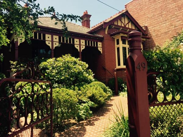 Housesitting assignment in Fitzroy, Victoria, Australia