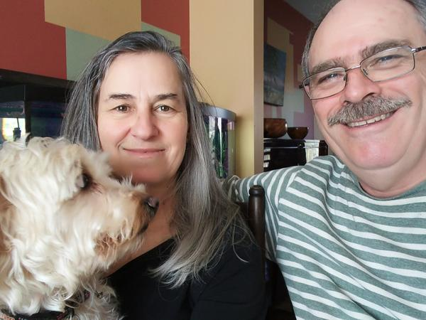 Fiona & Bill from Richmond Hill, ON, Canada